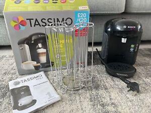 Tassimo Vivy 2 Coffee Machine And Pod Storage