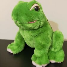 "Fiesta Concession Corp 9"" Frog Plush Stuffed Animal Toy 5095 Green Pink toys"
