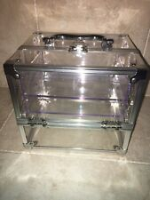 Clear Box Makeup / Accessories Travel / Carry Case Box