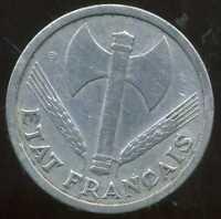 2 francs  BAZOR 1943  B  ( 1 )