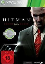 Xbox360 Hitman Blood Money tedesco ottime condizioni