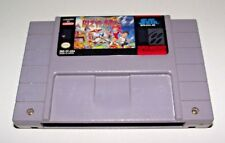 Cacoma Knight in Bizyland Super Nintendo SNES NTSC