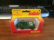 Solido 1/43 Scale 1331 Jeep Rallye - Boxed