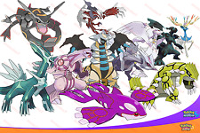 SHINY 6IV EPIC Legendarys Groudon Giratina Rayquaza + 8 MORE! Pokemon SUN MOON