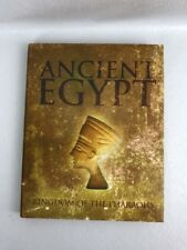 Ancient Egypt Kingdom Of The Pharaohs R. Hamilton by Parragon Publishing 12 Pics