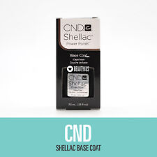 CND Shellac UV Soak-Off Gel Base Coat 0.25 fl oz
