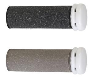 2 x Silk'n Micro Pedi Wet&Dry Hornhautentferner Nachfüll-Rollen für trockene und