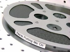 16mm Film: You're Putting Me On 1969 Klugman B/W sound 14m 57s VIDEO Eval