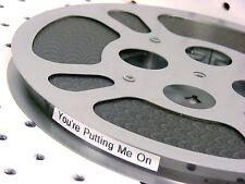 16mm Film: You're Putting Me On 1969 Klugman B/W sound 14m 57s VIDEO Eval