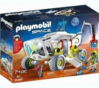PLAYMOBIL 9489 Space Mars Research Vehicle toy Building rover planet playset pro