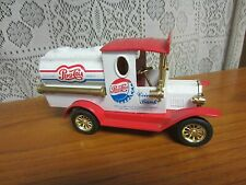 PEPSI-COLA~Delivery Truck COIN BANK