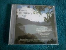 David Dubery - : Songs and Chamber Music (2011)new and sealed