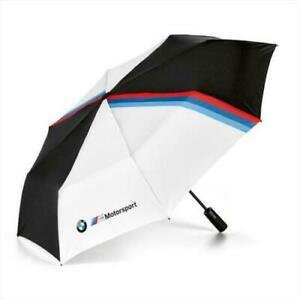 Genuine Authentic BMW M Motorsport Foldable Pocket Umbrella - 80282461136