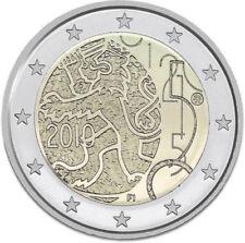 L401 MONEDA 2 EUROS SIN CIRCULAR 2010 FINLANDIA