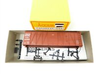 HO Scale Accurail Kit 4003 CN Canadian National 40' Single Door Box Car #500899