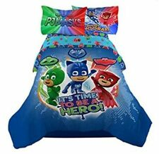 PJ Masks Microfiber TWIN Comforter ~ NEW