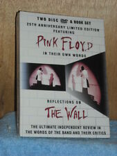 Pink Floyd - The Wall: A Critical Review (DVD, 2005, 2-Disc Set, Book)