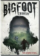 Bigfoot Country DVD