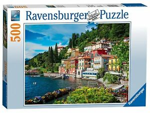 Ravensburger - Lake Como Jigsaw Puzzle 500pc