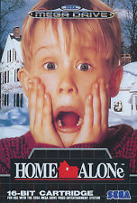 ## NEUWERTIG: Home Alone: Kevin allein zu Haus - SEGA Mega Drive / MD Spiel ##
