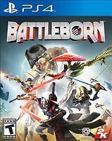 PS4 Battleborn (Sony PlayStation 4, 2016) NEW SEALED FREE SHIPPING