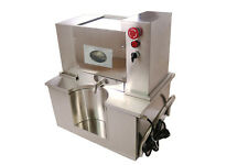 SUGAR CANE JUICE MACHINE, EXTRACTOR, PRESS ~0.55 GAL/MIN., TABLE-TOP, STAINLESS