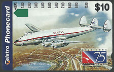 Telstra Phone Card $10 - Lockheed L749 Constellation (second card for sale)