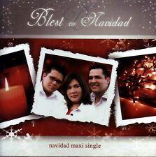 Blest En Navidad CD de Musica Cristiana que Incluye Pistas para Cantar