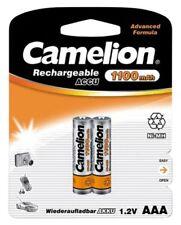 Camelion Akku AAA 1100 mAh LR03 MN2400 Micro Batterie 1,2V Ministilo R3