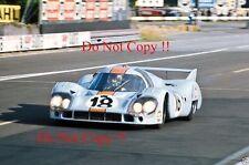 Pedro Rodriguez & Jackie Oliver Gulf Porsche 917 LH Le Mans 1971 Photograph 2