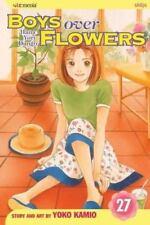 Boys Over Flowers Vol. 27 (Boys Over Flowers) Kamio, Yoko Paperback Book LikeNew