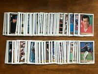 Lot of (209) 1992 & 1993 Topps Gold Winner Baseball Cards w/ Stars HOF Good Mix