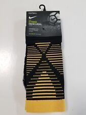 NIKE Elite-Cushioned Basketball Crew Socks, Hyper Elite, Digital Ink S M L XL