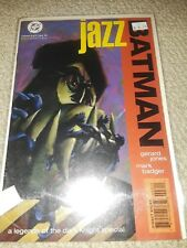 1995 Batman: Jazz Legends of the Dark Night Special Comic #3 of 3 from DC Comics