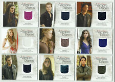 Vampire Diaries Season 3 Cryptozoic 2014 Wardrobe Costume Card Selection M01-M28