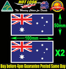 Australian Flag Decal sticker for Cams race drift rally road racing car window
