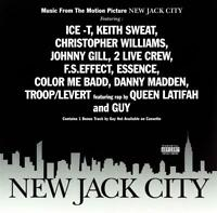 NEW JACK CITY Music From Motion Picture (2019) RSD silver vinyl LP NEW/SEALED