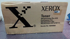 LOT OF 2 GENUINE FACTORY SEALED XEROX 106R00584 TONER CARTRIDGE 412/F12/312/M15