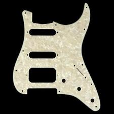 Fender 4 ply Aged white pearl 11-hole  hss stratocaster pickguard 0991338000