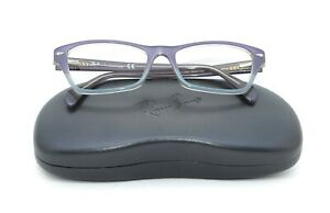 Ray-Ban RB 5256 5107 Violet/Gray 52-16-135 Women's Eyeglasses Frame and Case