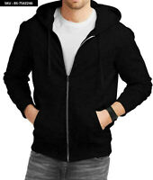 Mr Robot Elliot Alderson Casual Celebrity Fashion Black Fleece Zipper Hoodie