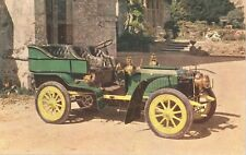 Unused postcard 1902 de Dietrich, Montagu Motor Museum, J Salmon Ltd. No. 5465