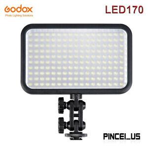 Godox Photography LED Video Light LED Panel W/ 170PCS Beads For SLR Camcorder