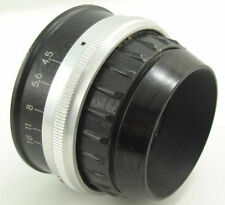 1989! SUPER Macro INDUSTAR-23U 4.5/110 Russian Soviet USSR Lens M39 M42 Enlarger