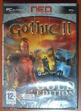 Gothic II + Night of The Raven - Gold Edition [PC DVD-ROM] NEO Juegos ¡¡NUEVO!!