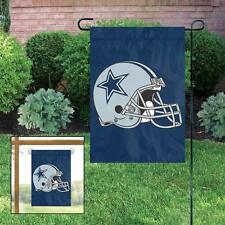 Dallas Cowboys Embroidered Garden Flag Sleeved Window Flag FAST USA SHIPPING