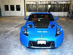 Carbon Fiber JP-R Style Hood Bonnet Fit For 2009-2014 Nissan 370Z Z34