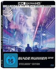 BLADE RUNNER 2049 (Ryan Gosling) 4K Ultra HD + Blu-ray Disc, Steelbook NEU+OVP