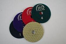 HC Diamond Tools Stone Polishing Pads