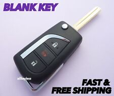 Genuine OEM SCION tC iQ keyless entry flip key remote fob MOZB95TH uncut blade